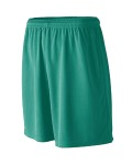 Alpha Broder 806 Youth Wicking Mesh Athletic Short