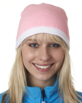 Alpha Broder 8132 2-Tone Knit Beanie