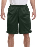 Alpha Broder 81622 3.7 oz. Long Mesh Shorts with Pockets