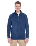 Alpha Broder 8180 Adult Cool & Dry Quarter-Zip Microfleece