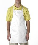 Alpha Broder 8204 2-Pocket Adjustable Apron