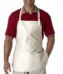 Alpha Broder 8205 Three-Pocket Apron With Buckle