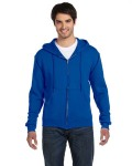 Alpha Broder 82230 12 oz. Supercotton™ 70/30 Full-Zip Hood
