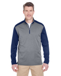 Alpha Broder 8232 Adult Cool & Dry Sport 2-Tone 1/4-Zip Pullover