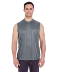 Alpha Broder 8419 Adult Cool & Dry Sport Performance Interlock Sleeveless T-Shirt