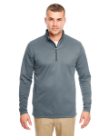 Alpha Broder 8440 Adult Cool & Dry Sport Quarter-Zip Pullover Fleece