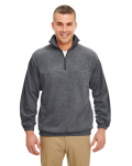 Alpha Broder 8480 Adult Iceberg Fleece Quarter-Zip Pullover