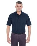 Alpha Broder 8535T Men's Tall Classic Pique Polo