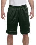 Alpha Broder 8731 3.7 oz. Polyester Mesh Shorts
