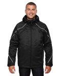Alpha Broder 88196 Men's Angle 3-In-1 Jacket With Bonded Fleece Liner