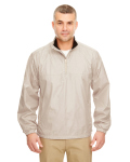 Alpha Broder 8936 Adult Micro-Poly Quarter-Zip Windshirt