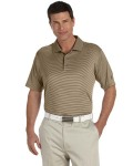 Alpha Broder A119 Men's Climalite Classic Stripe Short-Sleeve Polo