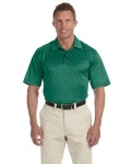 Alpha Broder A163 Men's Climalite® Heather Polo