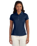 Alpha Broder A171 Ladie's Climalite® Texture Solid Polo