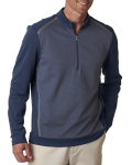 Alpha Broder A277 Men's Half-Zip Training Top