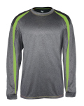 Alpha Broder B4350 Adult Fusion Long-Sleeve T-Shirt