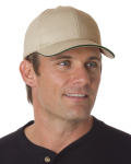 Alpha Broder BA3621 100% Brushed Cotton Twill Structured Sandwich Cap