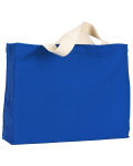 Alpha Broder BA750 12 Oz., Cotton Canvas Medium Gusset Tote