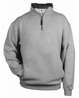 Alpha Broder BD1286 1/4 Zip Fleece Pullover