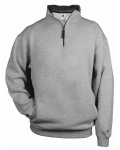 Alpha Broder BD1286 1/4 Zip Fleece Pullover