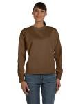 Alpha Broder C1596 Ladie's Crewneck Sweatshirt