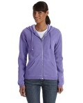 Alpha Broder C1598 Ladie's 9.5 Oz. Full-Zip Hooded Sweatshirt