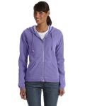 Alpha Broder C1598 Ladie's Full-Zip Hooded Sweatshirt