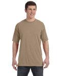 Alpha Broder C4016 4.8 Oz. Ringspun Garment-Dyed T-Shirt With Tear-Away Label