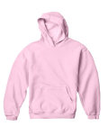 Alpha Broder C8755 Youth 10 Oz. Garment-Dyed Hooded Sweatshirt