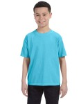 Alpha Broder C9018 Youth 5.4 oz. Ringspun Garment-Dyed T-Shirt