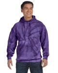Broder Bros. CD877 8.5 oz. Tie-Dyed Pullover Hood