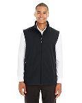 Alpha Broder CE701 Men's Cruise Two-Layer Fleece Bonded Soft Shell Vest