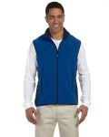 Alpha Broder CH960 Polartec® Colorblock Fleece Full-Zip Vest