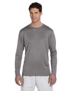 0ca020fb4 Alpha Broder CW26 Adult 4.1 Oz. Double Dry® Long-Sleeve Interlock T-.  Loading zoom