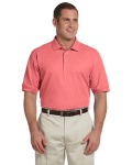 Alpha Broder D100 Men's Pima Pique Short-Sleeve Polo