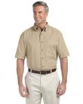 Alpha Broder D500S Men's Short-Sleeve Titan Twill