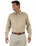Alpha Broder D500 Men's Long-Sleeve Titan Twill