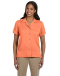 Alpha Broder D670W Ladies' Isla Camp Shirt