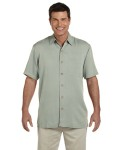 Alpha Broder D670 Men's Isla Camp Shirt