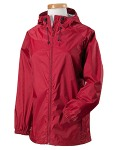 Alpha Broder D756W Ladies' Nylon Rip-Stop Rain Jacket