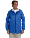 Alpha Broder D756 Men's Nylon Rip-Stop Rain Jacket