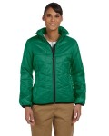 Alpha Broder D797W Ladies' Mini Rip-Stop Polyfill Jacket
