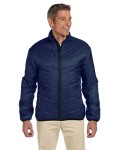 Alpha Broder D797 Men's Mini Rip-Stop Polyfill Jacket