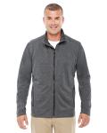 Alpha Broder D885 Men's Fairfield Herringbone Full-Zip Jacket