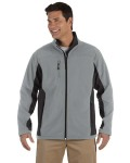 Alpha Broder D997 Men's Soft Shell Colorblock Jacket
