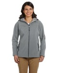 Alpha Broder D998W Ladies' Hooded Soft Shell Jacket