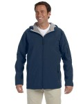 Alpha Broder D998 Men's Soft Shellhooded Jacket