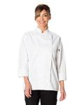 Alpha Broder DC413 Laidie's Executive Chef Coat