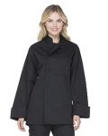 Alpha Broder DC44 Unisex Classic Cloth Covered Button Coat