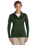 Alpha Broder DG420W Ladies' Stretch Tech-Shell? Compass Full-Zip
